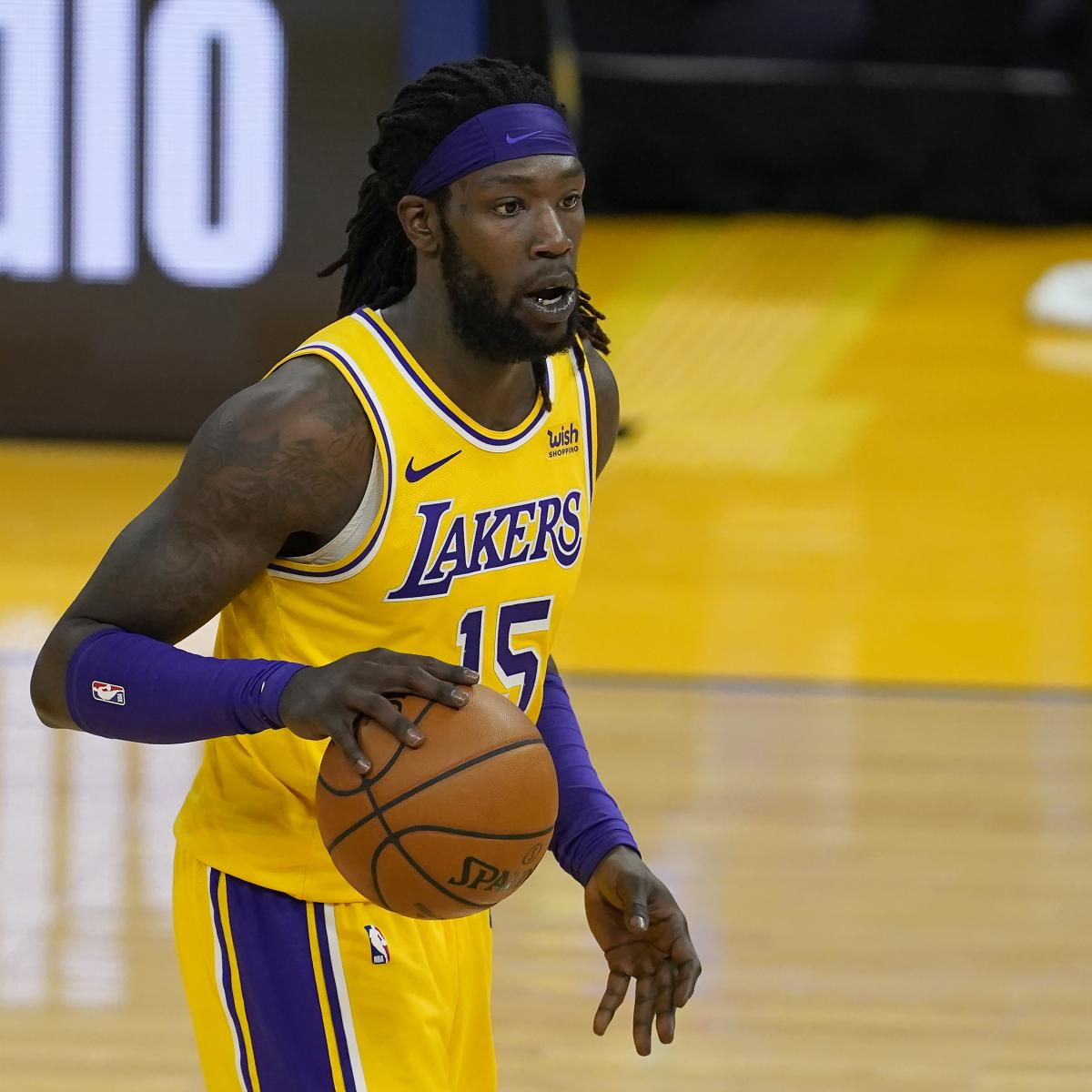 Lakers Rumors: Trade Buzz Surrounding Montrezl Harrell, Andre Drummond and More thumbnail