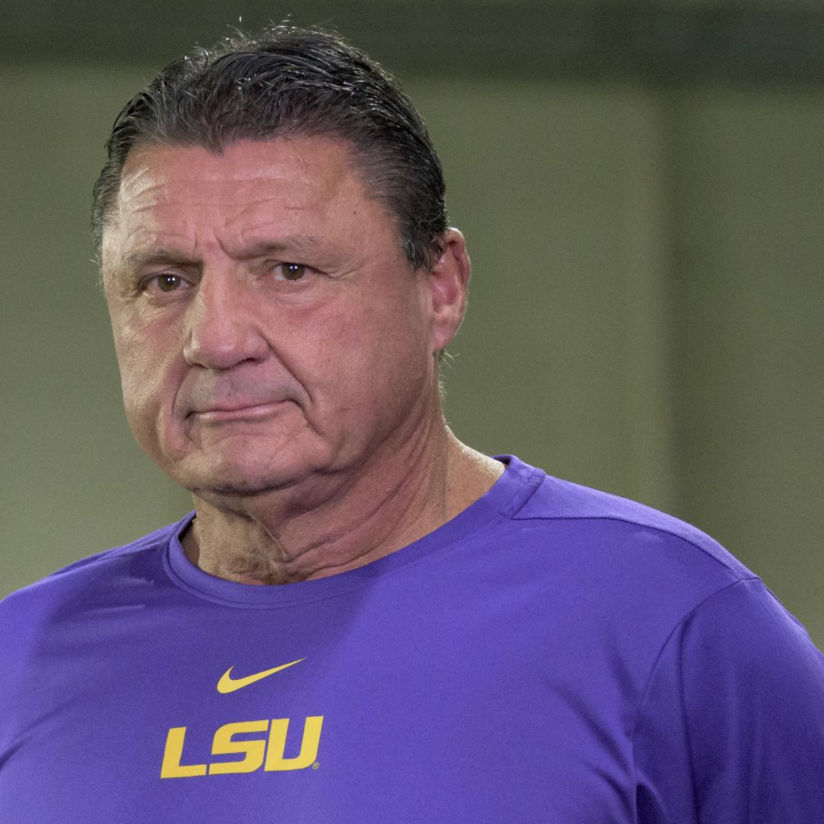 LSU Spring Game 2021: Top Storylines and Prospects to Watch