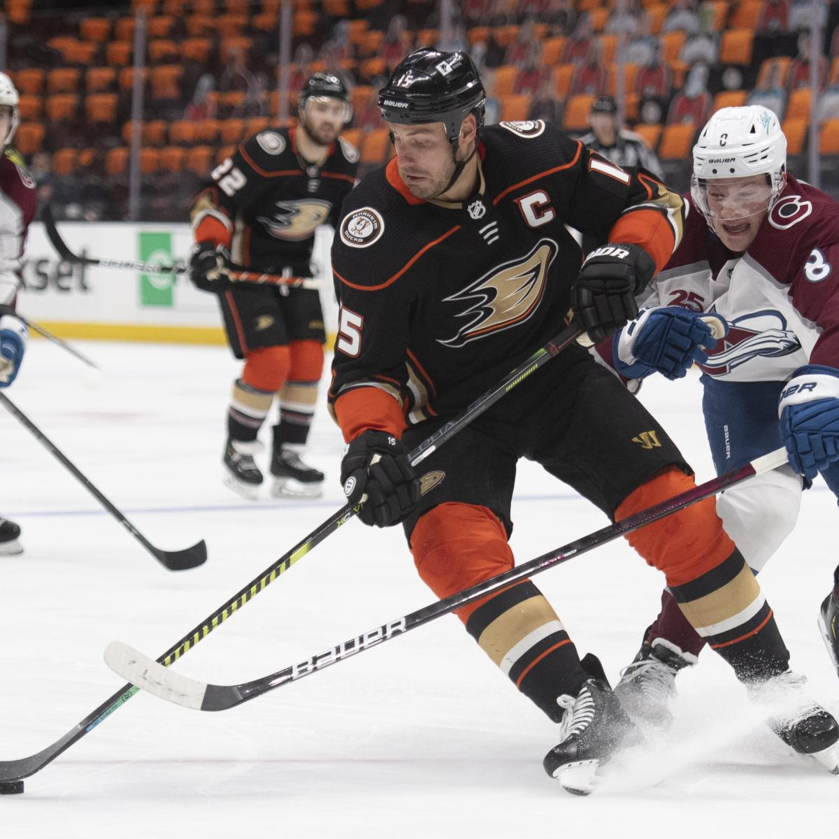 NHL Rumors: Analyzing Buzz Surrounding Ryan Getzlaf and Alex Goligoski