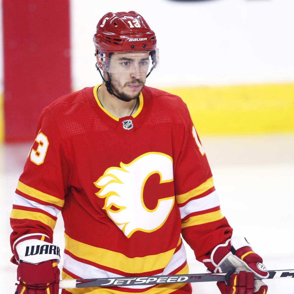 5 NHL Players Most Likely to Be Traded During the 2021 Offseason thumbnail