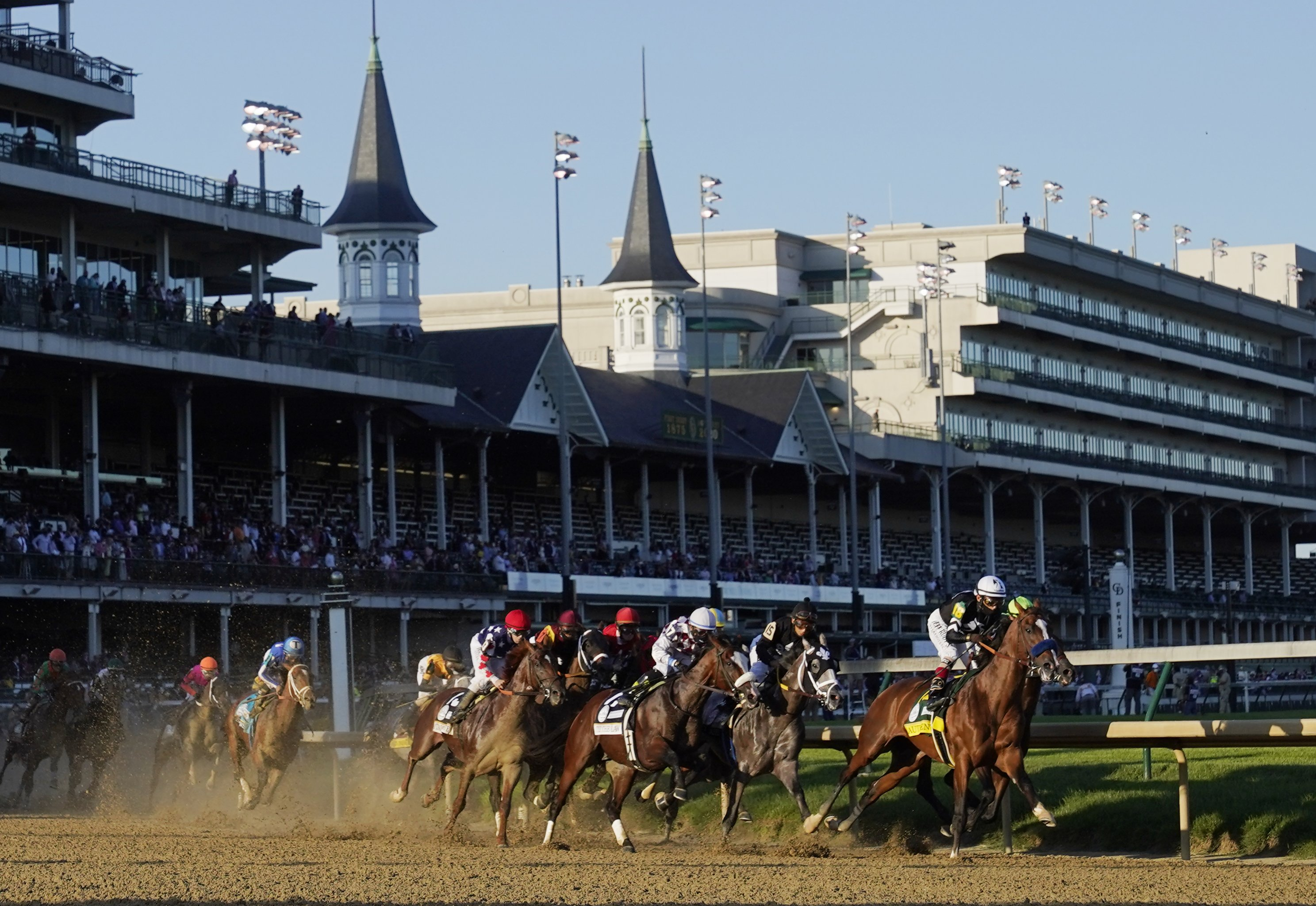 Kentucky Derby 25 Race Schedule and Predictions for Top ...