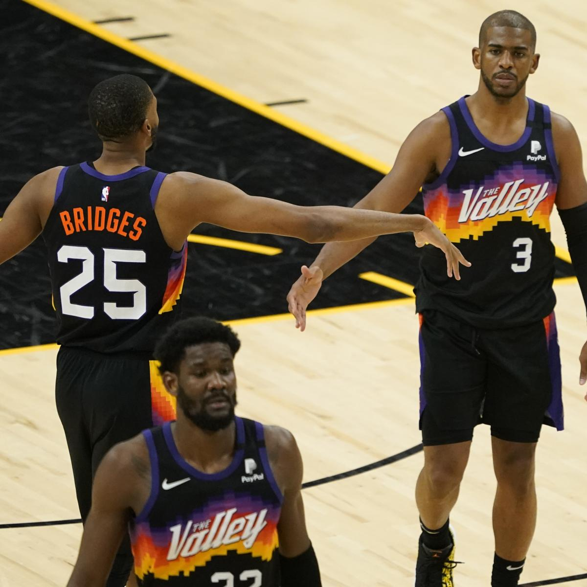 NBA Playoff Picture 2021: Latest East, West Standings and Bracket Scenarios thumbnail