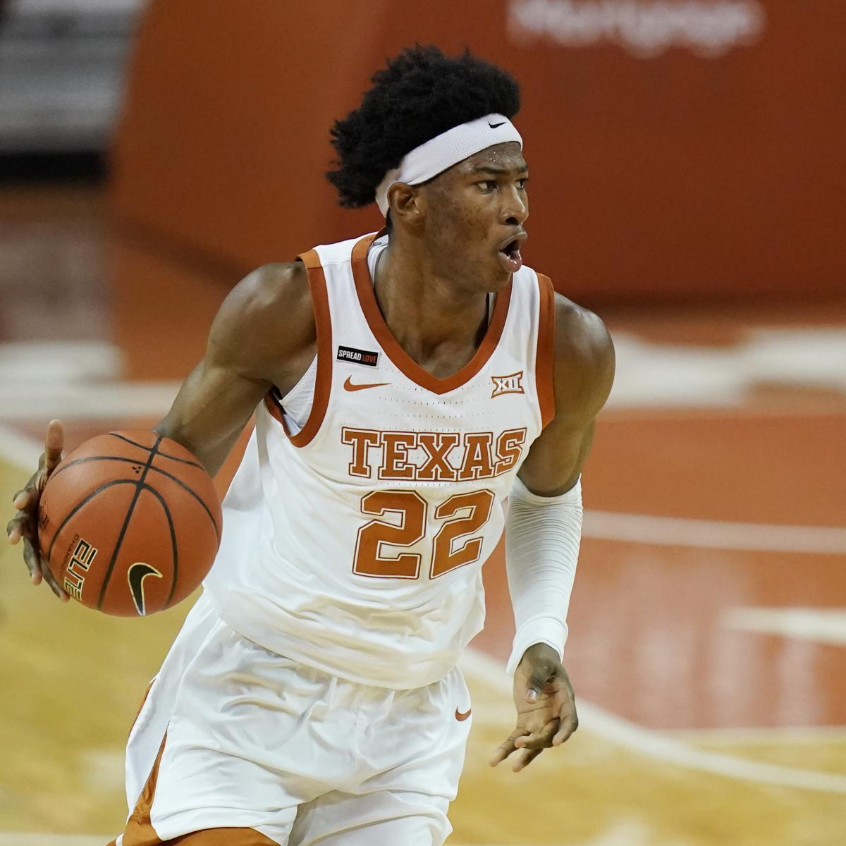 2021 NBA Draft Big Board: Ranking the Top 50 Prospects Right Now