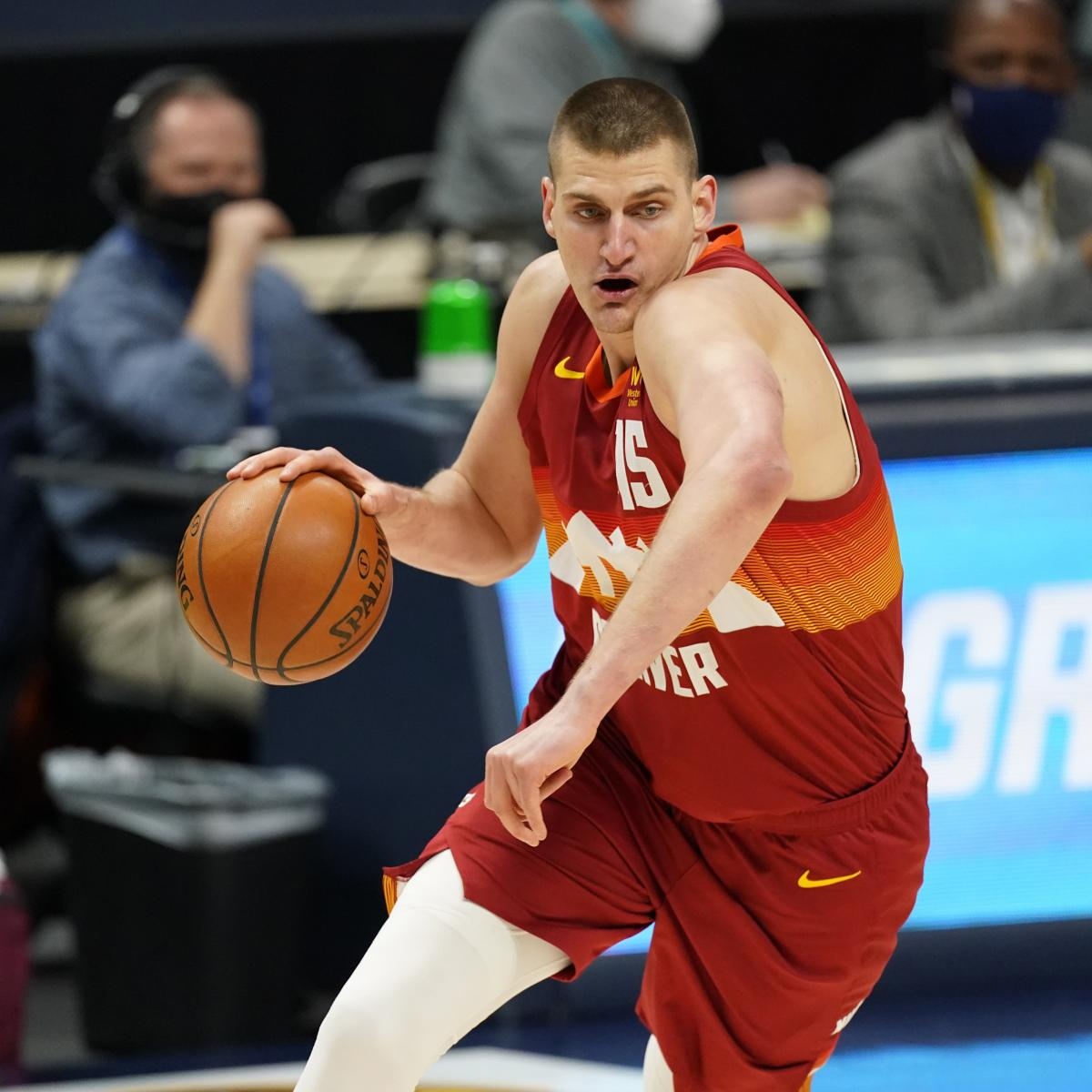 Updated NBA MVP Ranking: Can Anyone Catch Nikola Jokic?