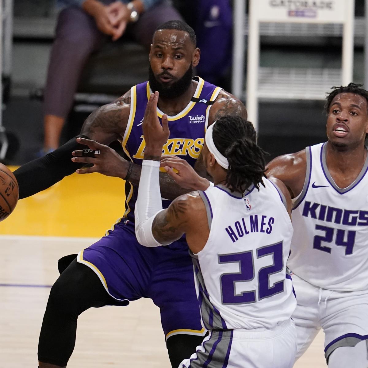 NBA Playoffs 2021: Known Schedule, Bracket Format and ...