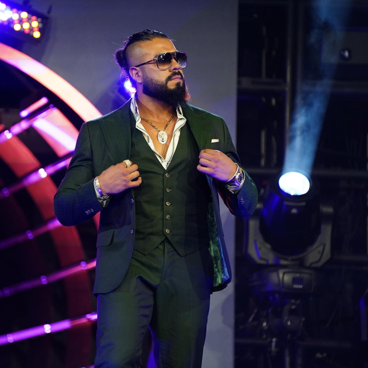 <p>Reacting to B/R Community's Takes on Andrade in AEW, Braun Strowman, More thumbnail