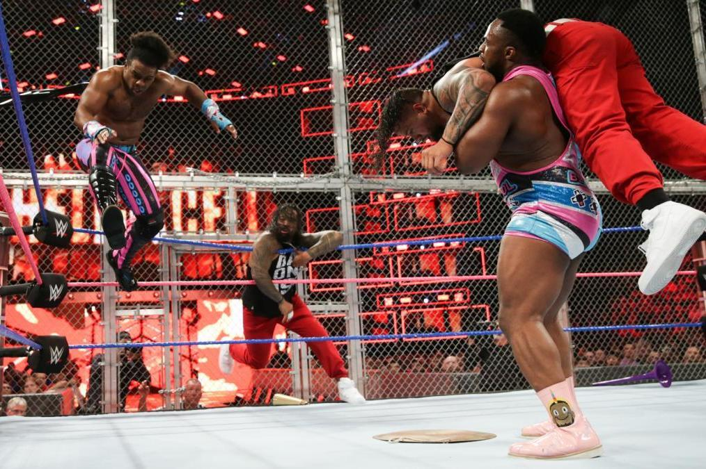 Ranking the 7 Best Hell in Cell Matches in the Last Decade