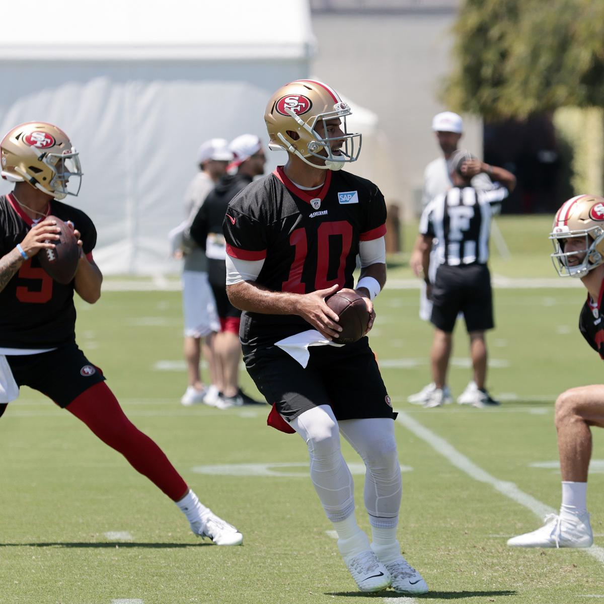 Fantasy Football 2021: Most Pivotal Position Battles of NFL Training Camps