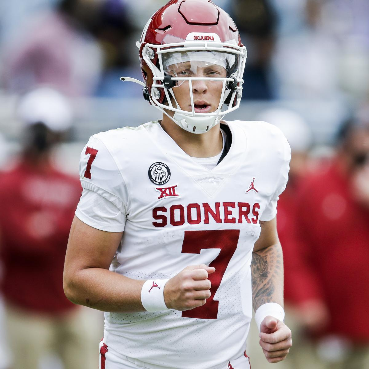 Projecting Every Conference's Best QBs for the 2021 CFB Season
