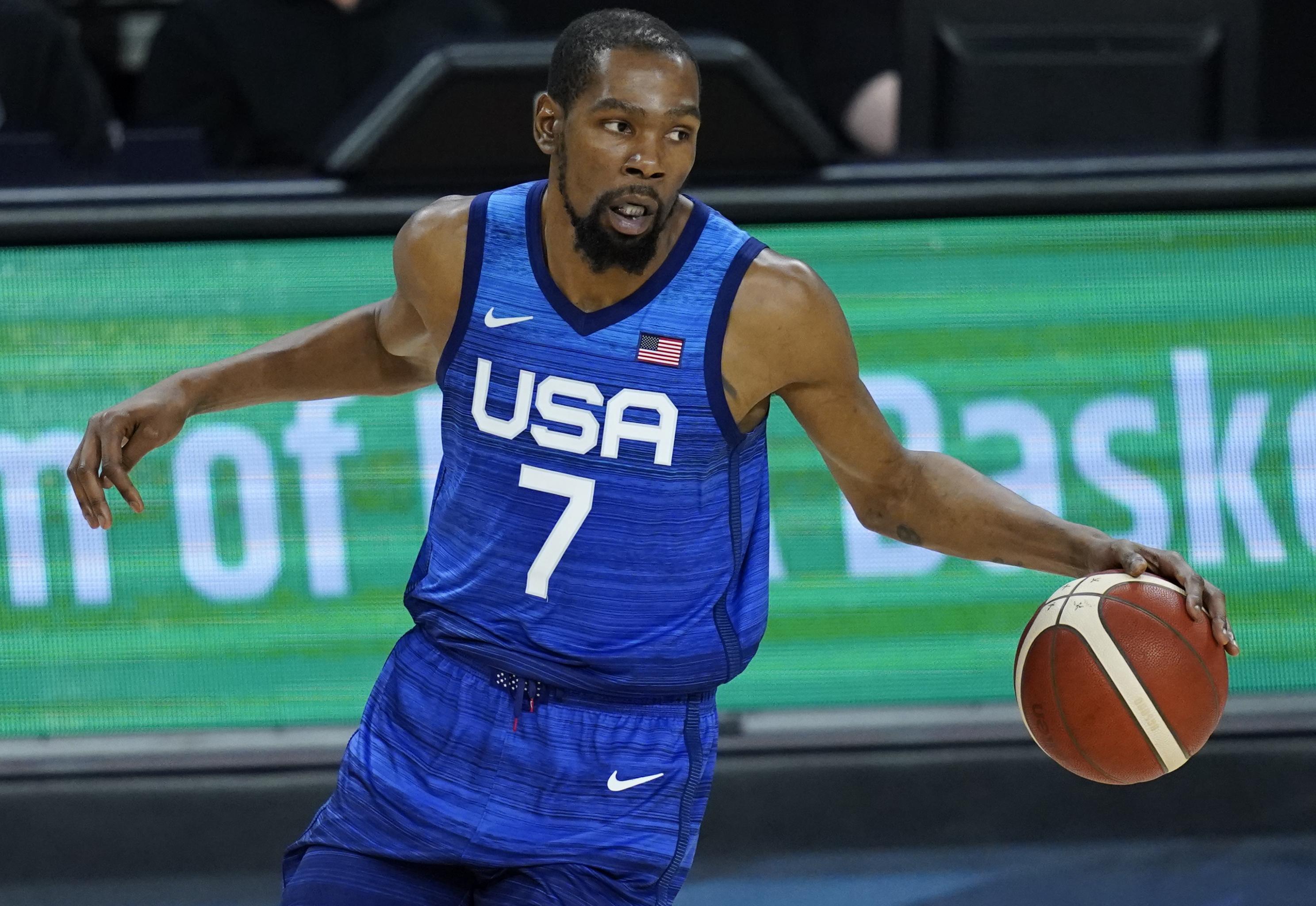 bleacherreport.com - Mo Dakhil - Preview and Predictions for Tokyo Olympics Men's Basketball Tournament