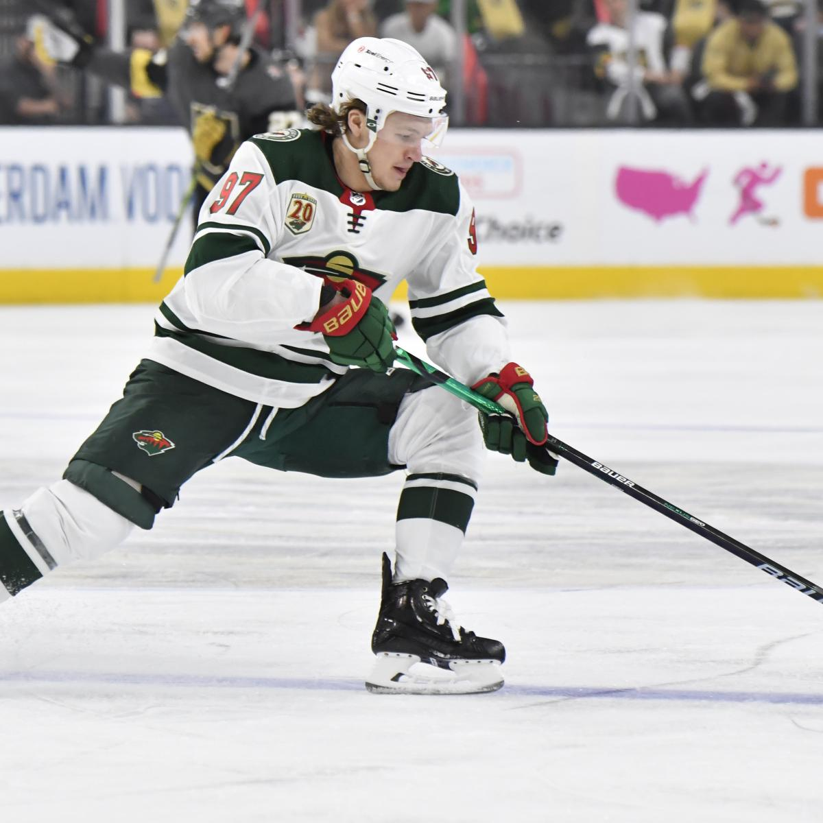 NHL Free Agents 2021: Kirill Kaprizov, Brady Tkachuk Rumors and Predictions