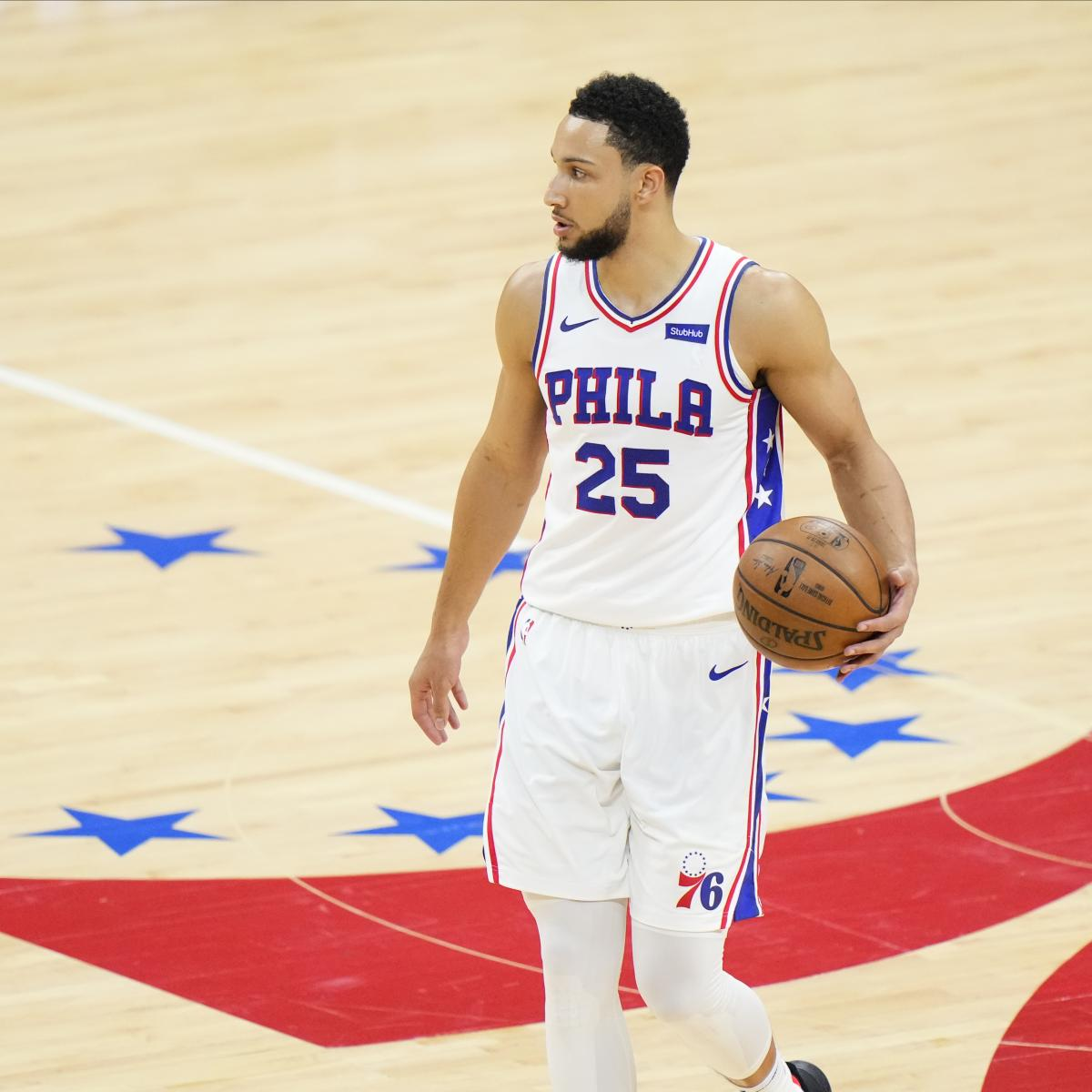 5 Trade Ideas to Help 76ers Deal Ben Simmons Before Training Camp