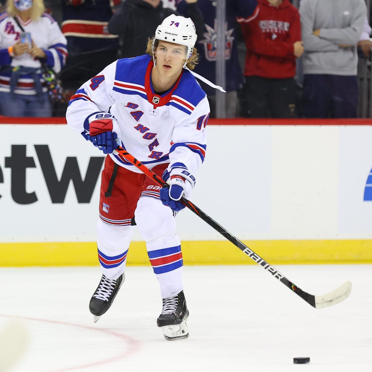 5 Potential Trade Destinations for New York Rangers Winger Vitali Kravtsov