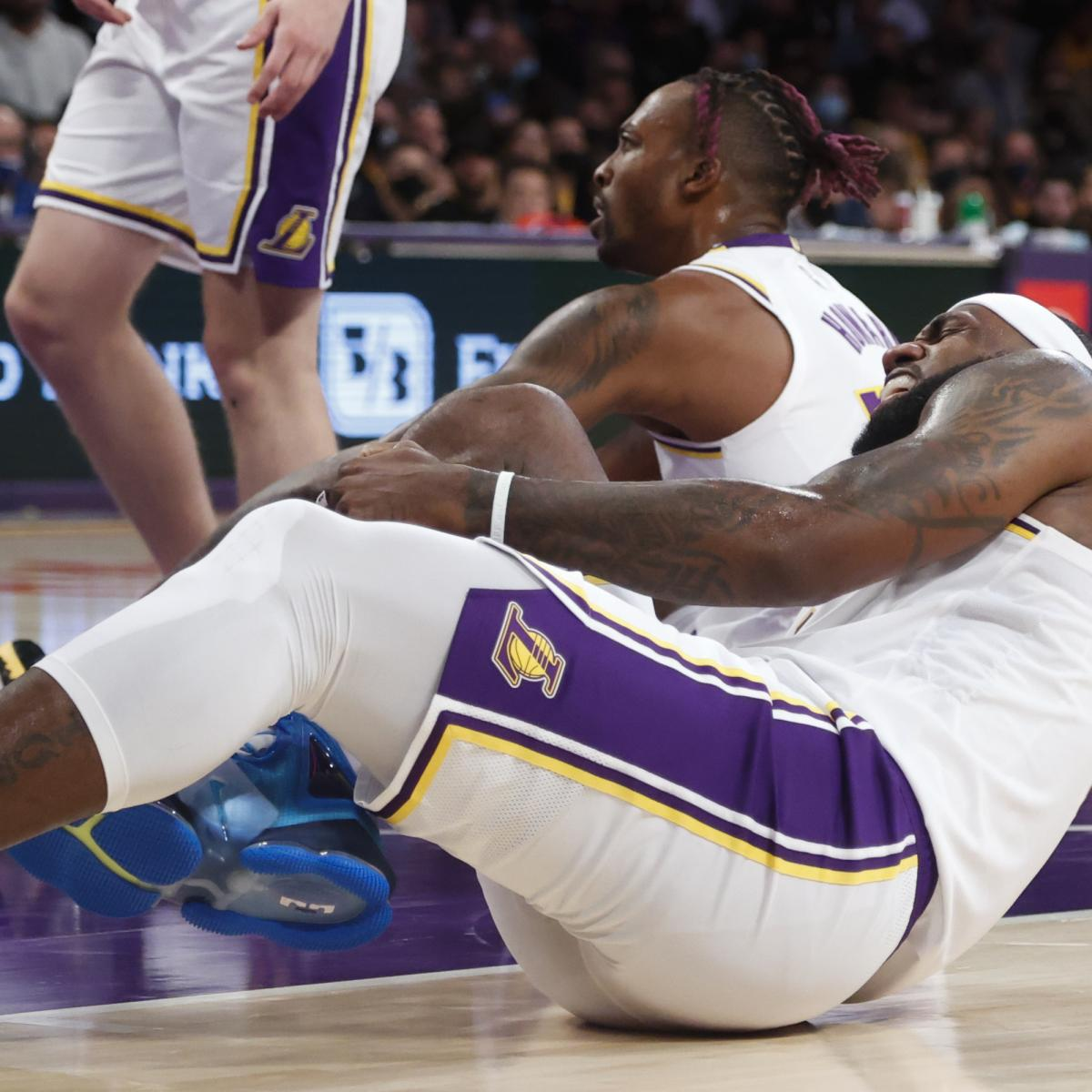 Lakers News: LeBron James Injury Scare, Westbrook Talks Struggles and More Buzz thumbnail